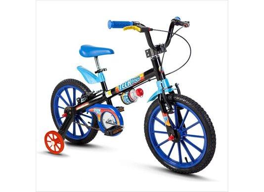 Bicicleta Nathor Aro 16 Tech Boys