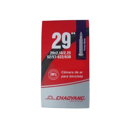 Câmara de Ar 29x2.10/2.25 Válvula Presta 48mm Chaoyang