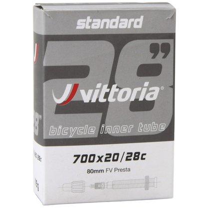 Câmara de Ar Standard 700x20/28c 80mm Presta Vittoria
