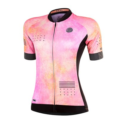 Camisa Real Feminina Pink Mauro Ribeiro