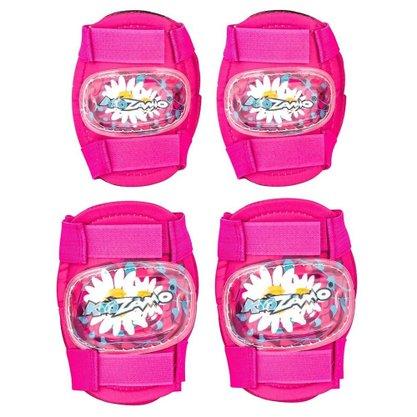 Kit de Proteção Infantil KidZamo Rosa