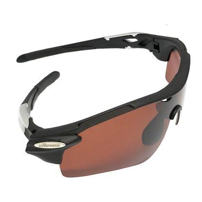 Óculos ciclista preto Elleven Cód. 12997
