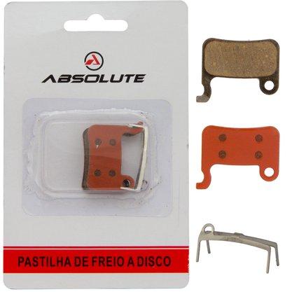 Pastilha de Freio a Disco ABS-04S Absolute