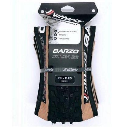 Pneu Barzo XC Race TLG G2.0 29X2.25 Marrom Vittoria