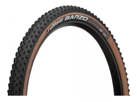 Pneu Barzo XC Race TLG G2.0 29X2.35 Marrom Vittoria