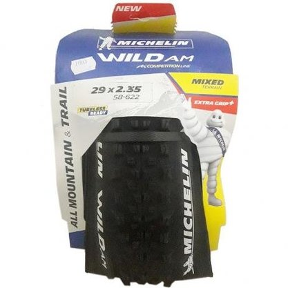 Pneu Michelin 29x2.35 Wild Am Competition 58-622